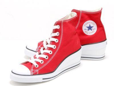 Converse Chucks schwarz färben.? (rot)