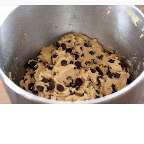 Das ist american cookie dough  - (essen, backen, Lidl)