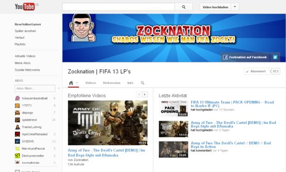 Partnersuche youtube