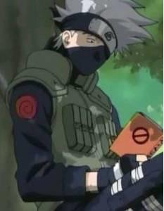Kakashi - (Kunst, Naruto, Filzstift)