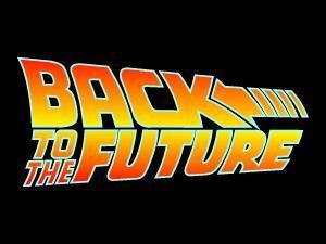back to the future - (Recht, Logo, Copyright)