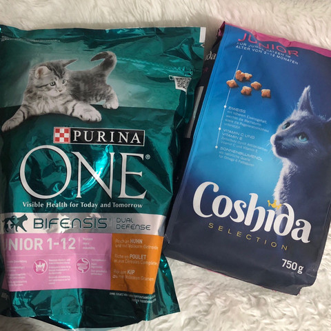 Coshida Katzenfutter Oder Purina Tiere Lidl Trockenfutter