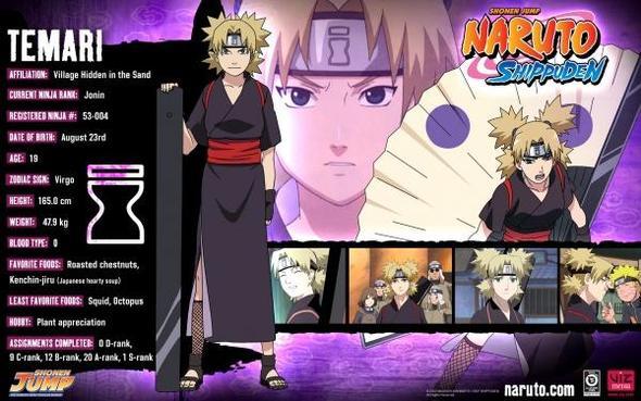 Temari - (Naruto, Cosplay, Temari)