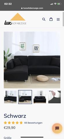 Zimmer einrichten-Couch?