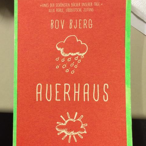Auerhaus Buch - (Schule, Buch, lesen)