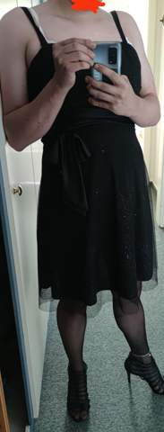 Crossdressing: How do you find my feminine outfit?