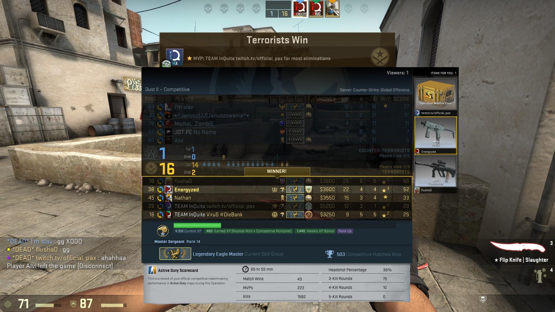 matchmaking cs go team