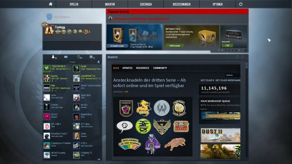 - (Steam, CS:GO, Counter-Strike)