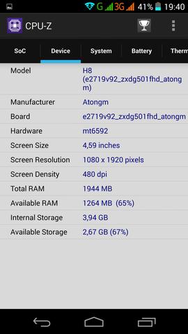 Bildschirm - (Smartphone, Android, Prozessor)