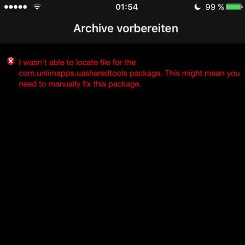 Es funktioniert nicht - (iPhone, Jailbreak, Cydia)