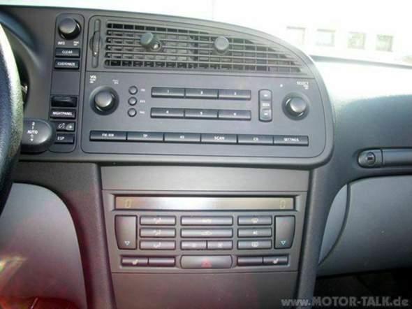 DAB-Radio für Saab 9-3 Caprio?