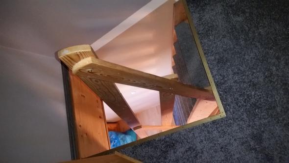 Hervorragend Dachbodentür? (Handwerk, Tür, dachboden) FL04