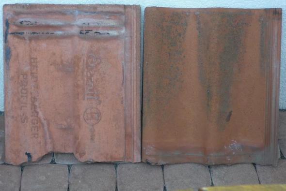 Eternit Ziegel - (Reparatur, Dach)