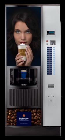 Dallmayr Kaffeeautomaten - Welche Bohnen sind drin?