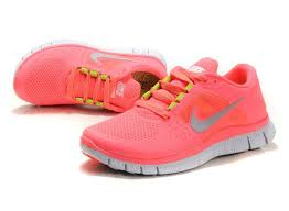 Nike Free Run 3 Hot Punch