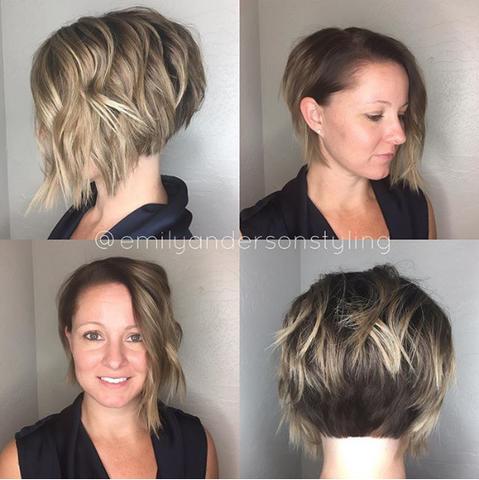 Damen Frisur | Damenfrisur Als Junge Madchen Haare Aussehen