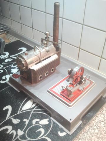 Die Dampfmaschine 2 - (Preis, verkaufen, Verkauf)