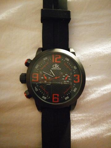 Uhr - (Uhr, Armbanduhr, dk)