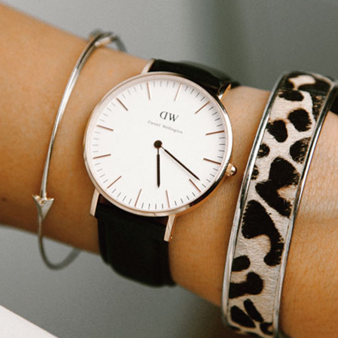 daniel wellington uhr kombinieren mode schmuck fashion. Black Bedroom Furniture Sets. Home Design Ideas