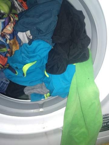 May the laundry so pure?