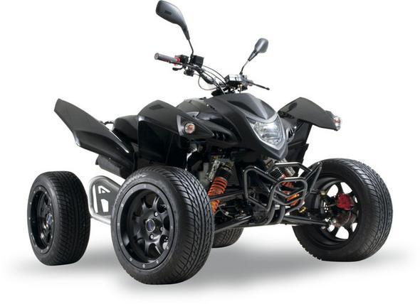 Das Quad was ich ungefähr fahren möchte - (Führerschein, Quad)