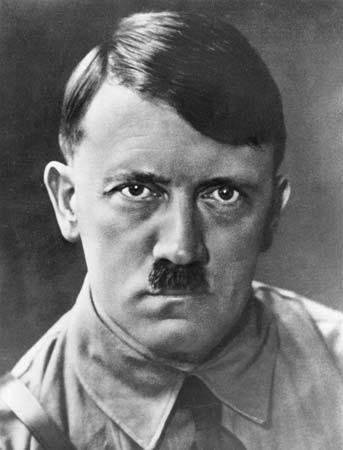 Das war das Hitler Bild - (Schule, Recht, Politik)