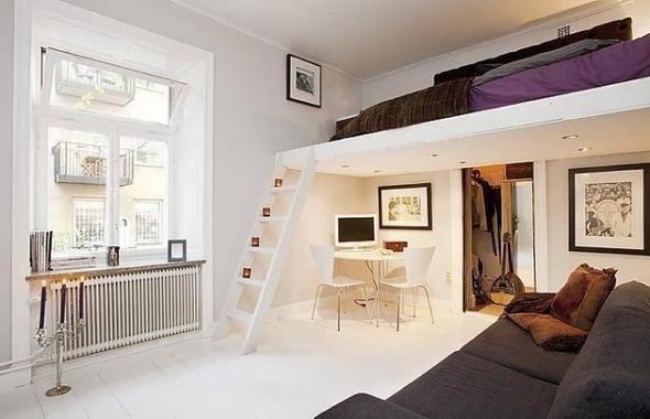 Etagenbett Bauen : Darf ich in einer wohnung ein hochbett die wände einbauen oder