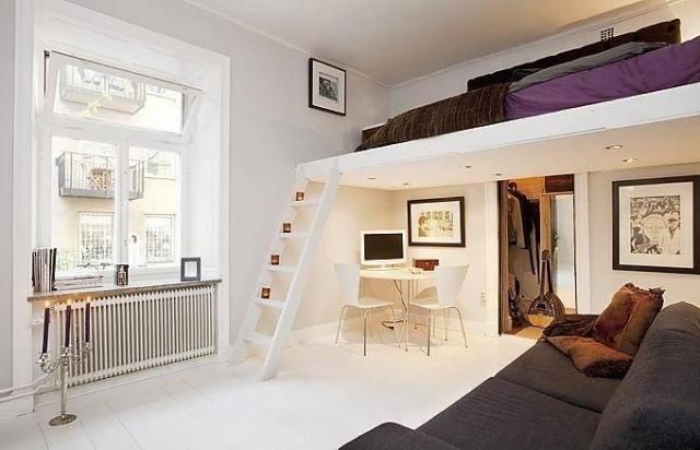 Darf ich in einer Wohnung ein Hochbett in die Wände ...