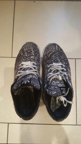 Die besagten Schuhe - (Schuhe, Waschmaschine, adidas)