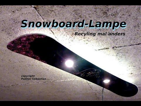 Darf ich selbstgebaute Snowboardlampe privat verkaufen?