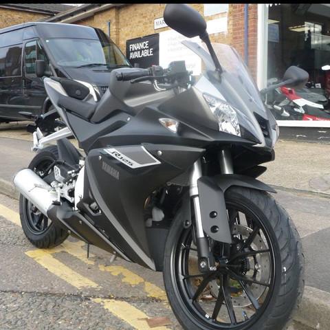 Yamaha yzf r125 2016 ABS - (Motorrad, Tuning, 125er)