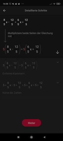 Darf man das (Bruchrechnen, Gleichungen)?