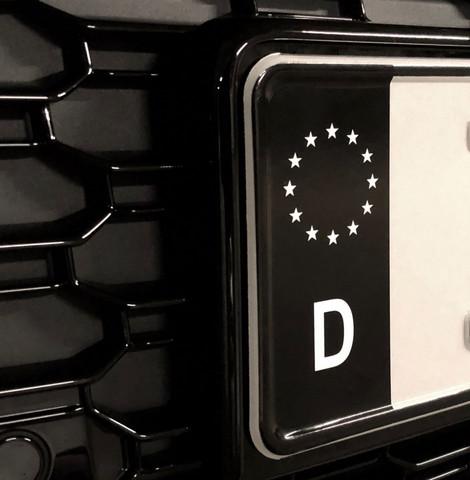 Darf Man Das Eu Feld Des Autos Schwarz Bekleben Auto
