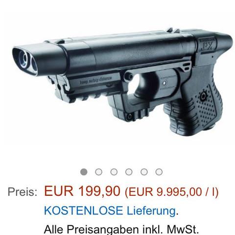 Soeine zum Beispiel  - (legal, illegal, Pistole)