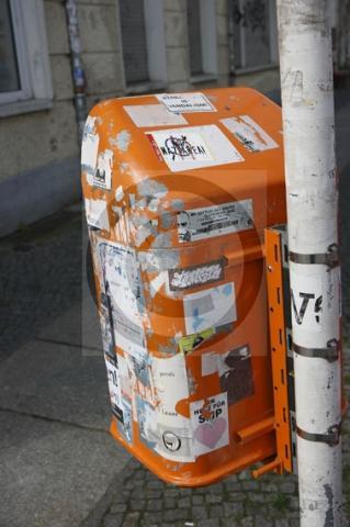 Mülleimer - (öffentlich, Müllentsorgung, mülleimer)