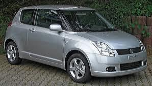 Suzuki Swift bhr.2005-07 - (Auto, illegal, alt)