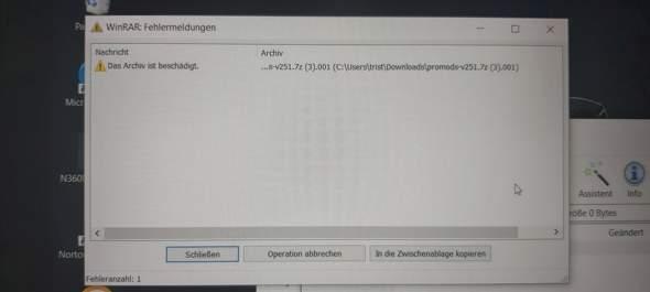 Das Archiv Ist Beschadigt Bei Winrar Computer Pc Technik