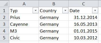 Bild 1 - (Excel, Office, unmöglich)