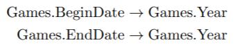 Datenbanken Abhängigkeiten innerhalb Tabelle SQL?