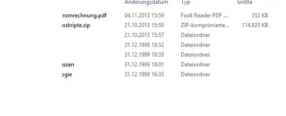 Ordnerstruktur auf meiner Netzwerk-Festplatte - (Computer, Netzwerk, Datei)