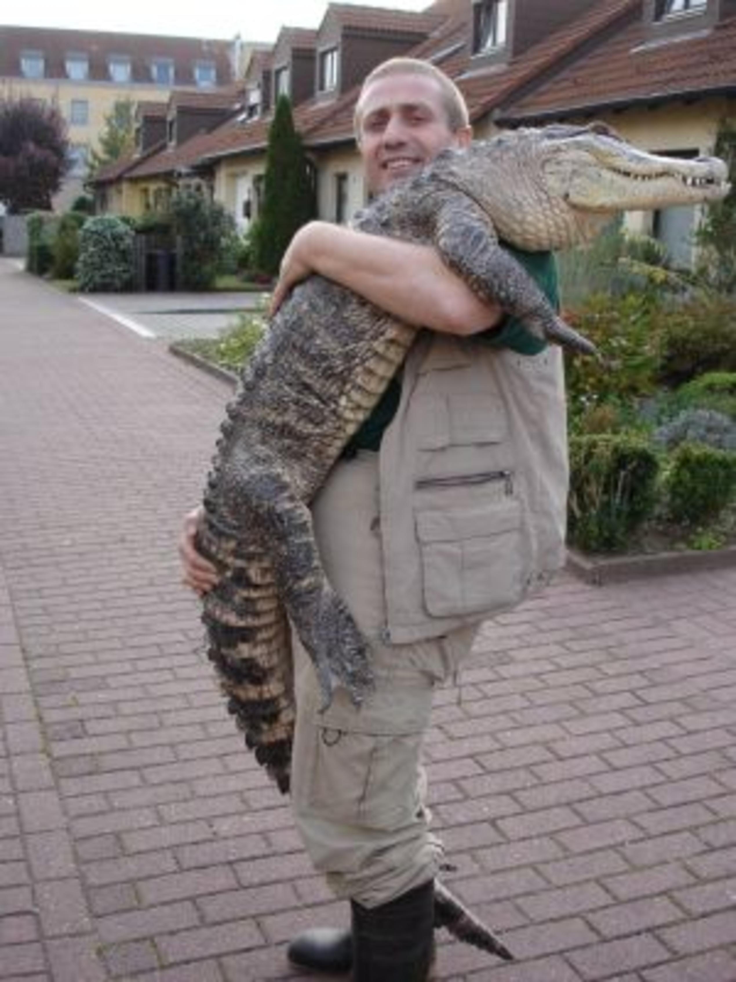 Krokodil In Deutschland