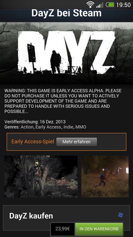 Dayz auf steam  - (Games, downloaden, DayZ)