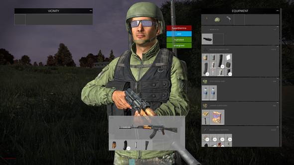 Dayz - (Computerspiele, DayZ)