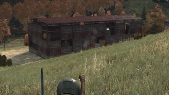 Eine Lagerhalle in rot? - (Computer, Games, dayz standalone)