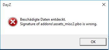 Fehlermeldung - (PC, Gaming, PC-Spiele)