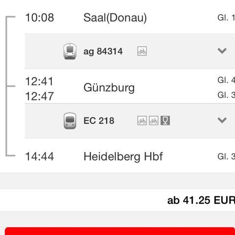 Foto 1 - (Bahn, Zug, DB)