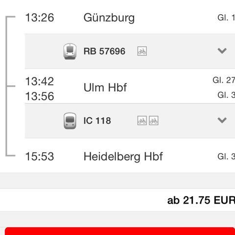 Foto 2 - (Bahn, Zug, DB)