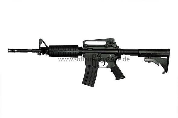 DBoys (Boyi) BI3681M (M4 FULL METAL) - (Freizeit, Sport, Softair)