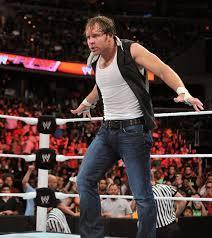 das ist die besagte weste - (WWE, Dean)