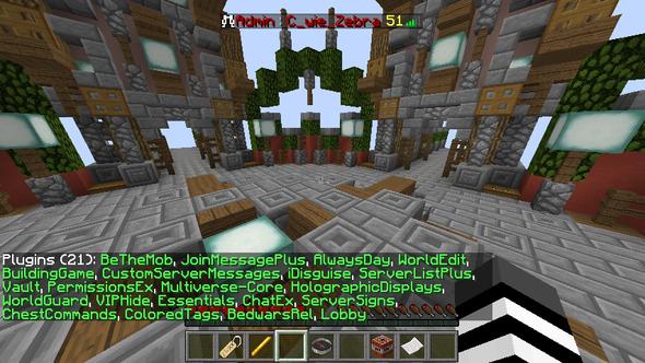 Pluginliste und Beispiel - (Minecraft, Server, Deatcounter)